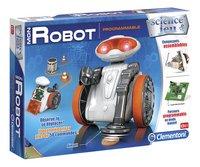 Clementoni Science et Jeu Mon Robot programmable-Côté gauche