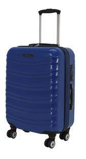 Transworld Set de valises rigides Feel Good Spinner dark blue-Côté droit