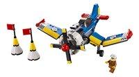 LEGO Creator 3-in-1 31094 Racevliegtuig-Vooraanzicht