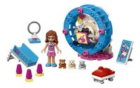 LEGO Friends 41383 Olivia's hamsterspeelplaats-Vooraanzicht