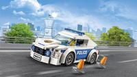 LEGO City 60239 Politiepatrouille auto-Afbeelding 1
