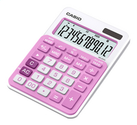 Casio rekenmachine MS-20NC roze
