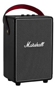 Marshall bluetooth luidspreker Tufton zwart-Linkerzijde