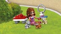 LEGO Friends 41383 Olivia's hamsterspeelplaats-Afbeelding 1