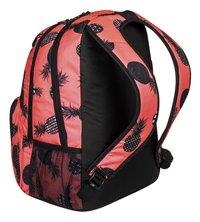 Roxy sac à dos Shadow Swell Soul Neon Grapefruit Pineapple Dots-Arrière