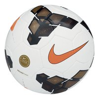 Nike ballon de football Premier Team FIFA blanc/doré taille 5