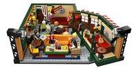 LEGO Ideas Friends 21319 Central Perk-Bovenaanzicht