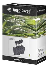 AeroCover Opvulbaar zakje voor tuinmeubelhoes - 4 stuks-Rechterzijde