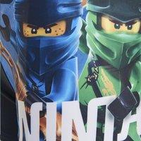 Zwemshort LEGO Ninjago donkerblauw-Artikeldetail