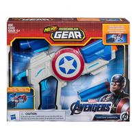 Nerf blaster Avengers Assembler Gear Captain America-Vooraanzicht