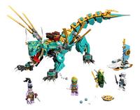 LEGO Ninjago 71746 Le dragon de la jungle-Avant
