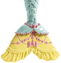 Barbie poupée mannequin  Dreamtopia Sirène avec queue verte-Base