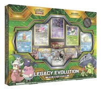 Pokémon Legacy Evolution, Pin Collection