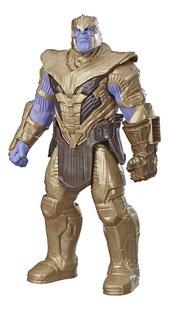 Hasbro actiefiguur Avengers Titan Hero Series Thanos-Rechterzijde