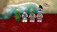 LEGO Ninjago 71746 Le dragon de la jungle-Image 5