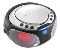 Lenco draagbare radio/cd-speler SCD 550 zilver-Artikeldetail