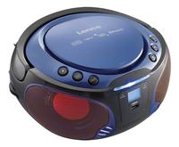 Lenco radio/lecteur CD portable SCD 550 bleu-Détail de l'article