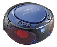 Lenco draagbare radio/cd-speler SCD 550 blauw-Artikeldetail