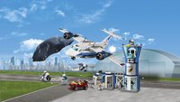 LEGO City 60210 Luchtpolitie luchtmachtbasis-Afbeelding 7