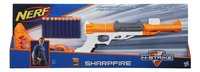 Nerf N-Strike Elite pistolet Sharpfire
