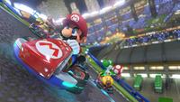 Wii U Mario Kart 8 NL-Image 1