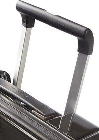 Samsonite harde reistrolley Neopulse Spinner Metallic Black 69 cm-Bovenaanzicht