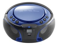 Lenco draagbare radio/cd-speler SCD 550 blauw