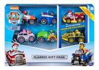 PAW Patrol True Metal Classic Gift Pack - 6 voertuigen-Vooraanzicht