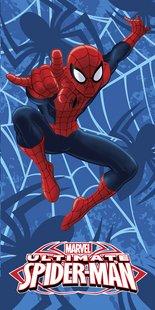 Drap de plage Spider-Man Lg 70 x L 140 cm