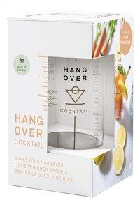 Glas Hangover cocktail-Rechterzijde