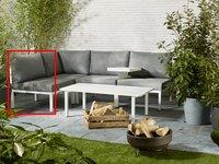 Tuinzetel Selecta modulair wit/antraciet-Afbeelding 1