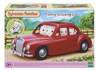 Sylvanian Families 5448 - La voiture rouge-Avant