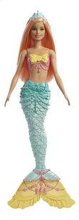 Barbie poupée mannequin  Dreamtopia Sirène avec queue verte-commercieel beeld