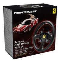 Thrustmaster roue add-on Ferrari F458 GTE noir