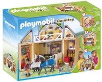 Playmobil Country 5418 Coffre Écurie-Avant