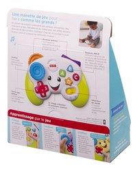 Fisher-Price Rires & Éveil Manette de jeu et d'apprentissage-Arrière