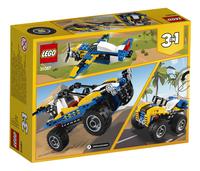 LEGO Creator 3-in-1 31087 Dune Buggy-Achteraanzicht