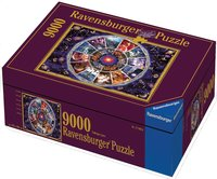 Ravensburger puzzel Astrologie-Vooraanzicht
