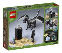 LEGO Minecraft 21151 Het laatste gevecht-Achteraanzicht