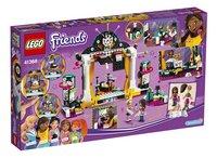 LEGO Friends 41368 Andrea's talentenjacht-Achteraanzicht