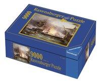 Ravensburger puzzle Le bombardement d'Alger-Côté gauche