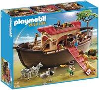 Playmobil Wild Life 5276 Ark van Noach met savannedieren-Vooraanzicht