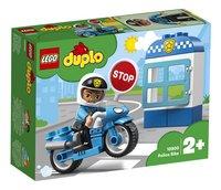 LEGO DUPLO 10900 Politiemotor-Linkerzijde