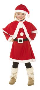Goodmark verkleedpak Kerstmeisje maat 122/134-Afbeelding 2