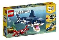 LEGO Creator 3-in-1 31088 Diepzeewezens-Linkerzijde