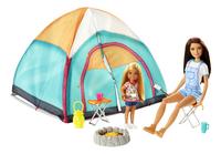 Barbie Camping Fun Tente-commercieel beeld
