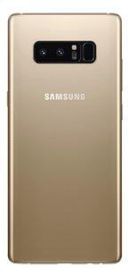 Samsung smartphone Galaxy Note8 goud-Achteraanzicht