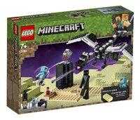 LEGO Minecraft 21151 Het laatste gevecht-Linkerzijde