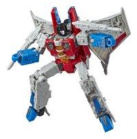 Transformers Siege robot War for Cybertron Voyager Class - Starscream-Rechterzijde