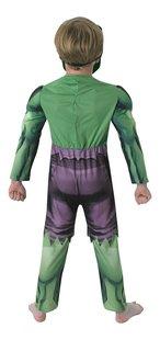 Verkleedpak Avengers Hulk Deluxe-Achteraanzicht